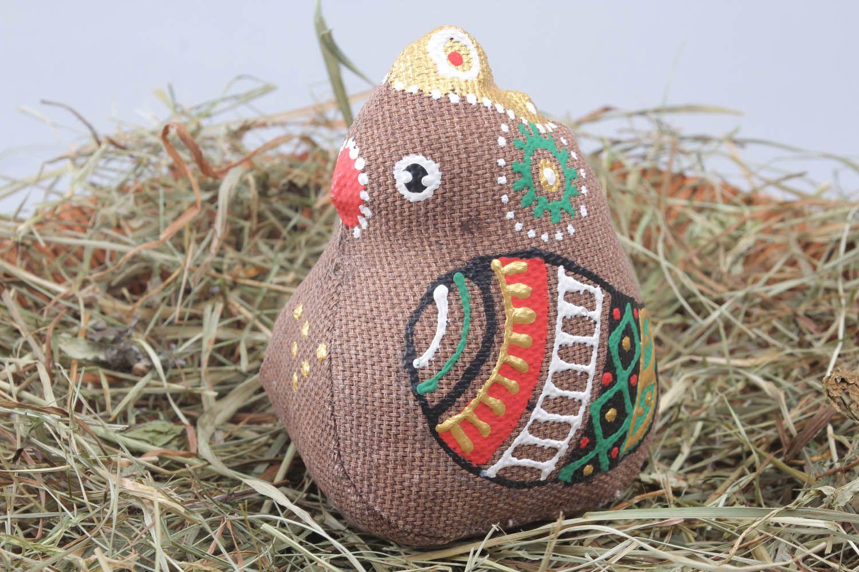 Soft toy Chicken  photo 1