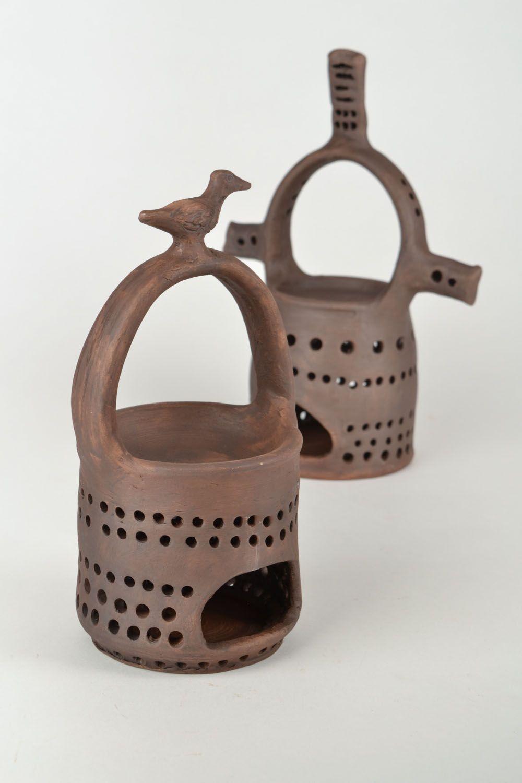 Ceramic aroma lamp photo 1