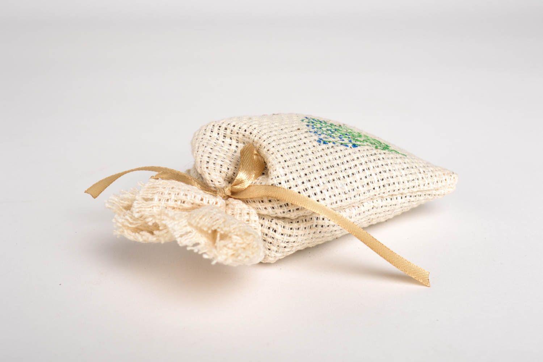 Handmade home decor sachet bag lavender sachet aroma therapy scented sachet photo 2