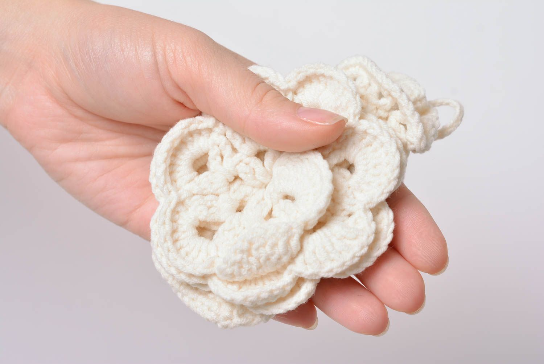 Stylish handmade bast wisp crochet wisp of bast bed and bath modern bathroom photo 3