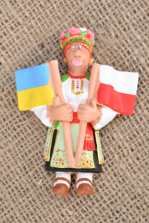 Fridge magnet in Ukrainian style photo 1