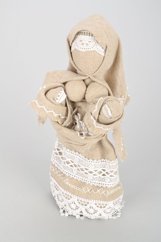 Doll motanka Stolbushka photo 3