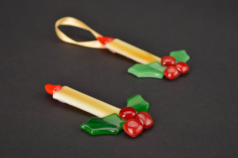 Madeheart adornos navide os artesanales objetos de for Objetos de navidad