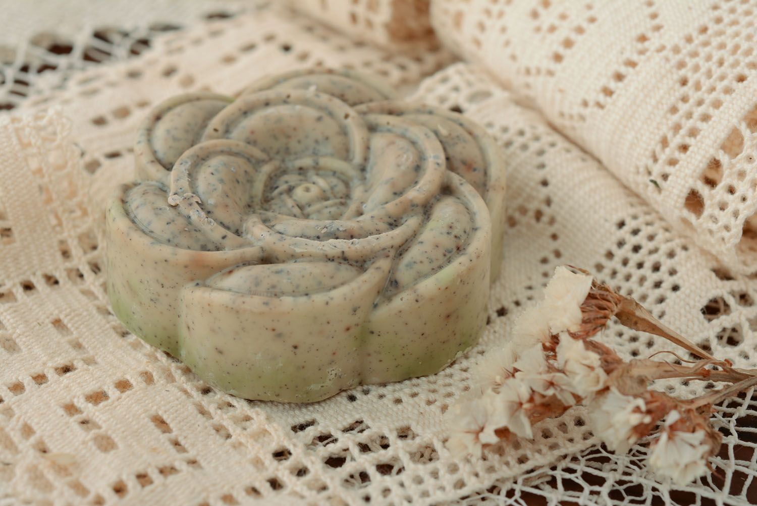 Natural soap Grape and Wormwood photo 1
