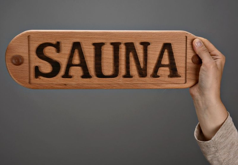 Nameplate Sauna photo 2