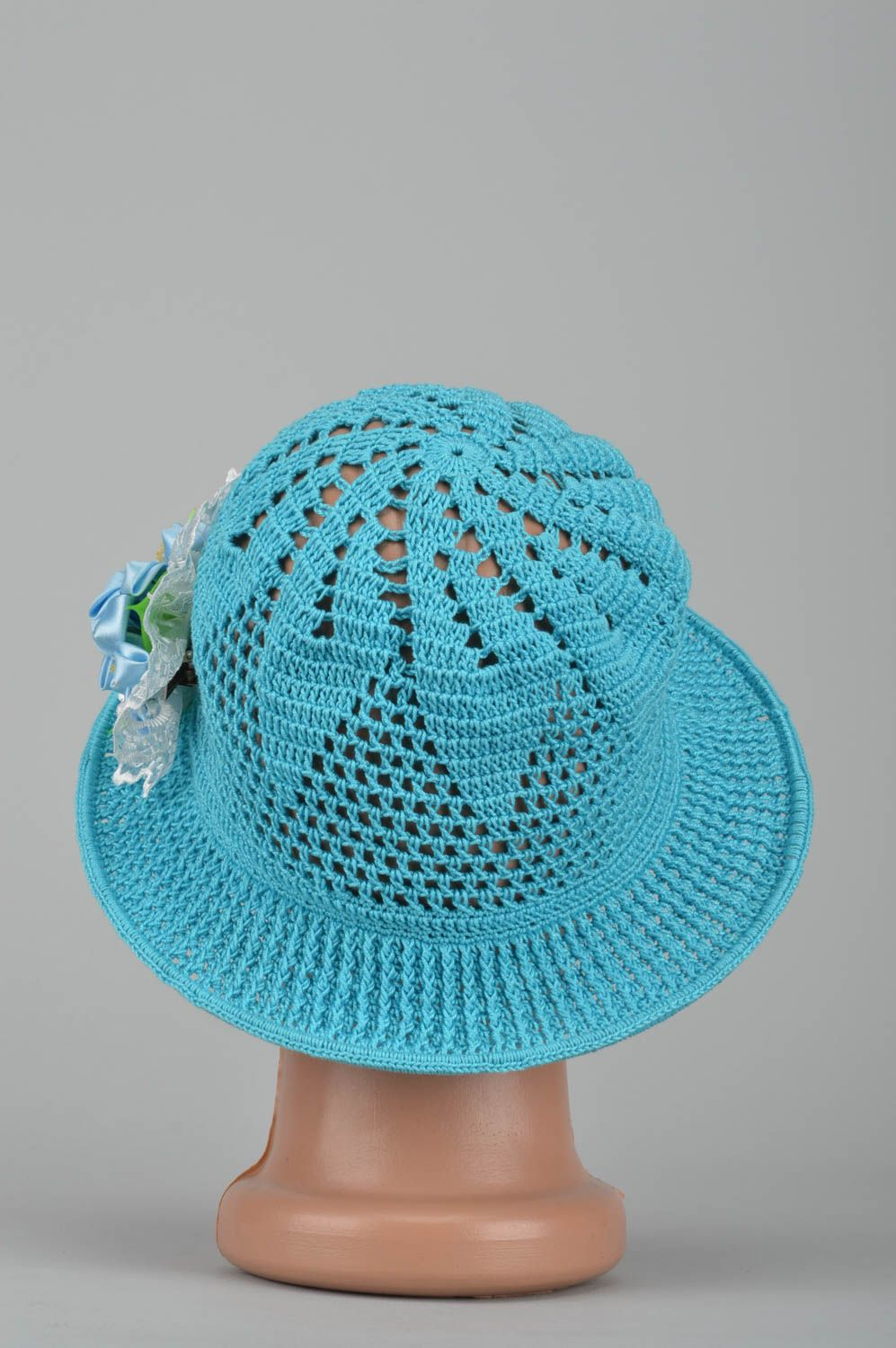 8c20f21bfbb Handmade summer hat crochet hats for babies gift ideas for girls funny hats  - MADEheart.
