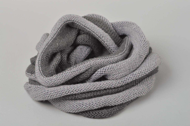 headwear Handmade scarf snood designer scarf snood unusual scarf warm scarf snood - MADEheart.com