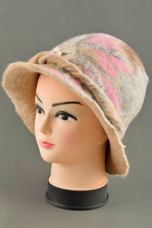 headwear Handmade winter hat with brims autumn accessories women s designer  hats - MADEheart.com 3459500796f