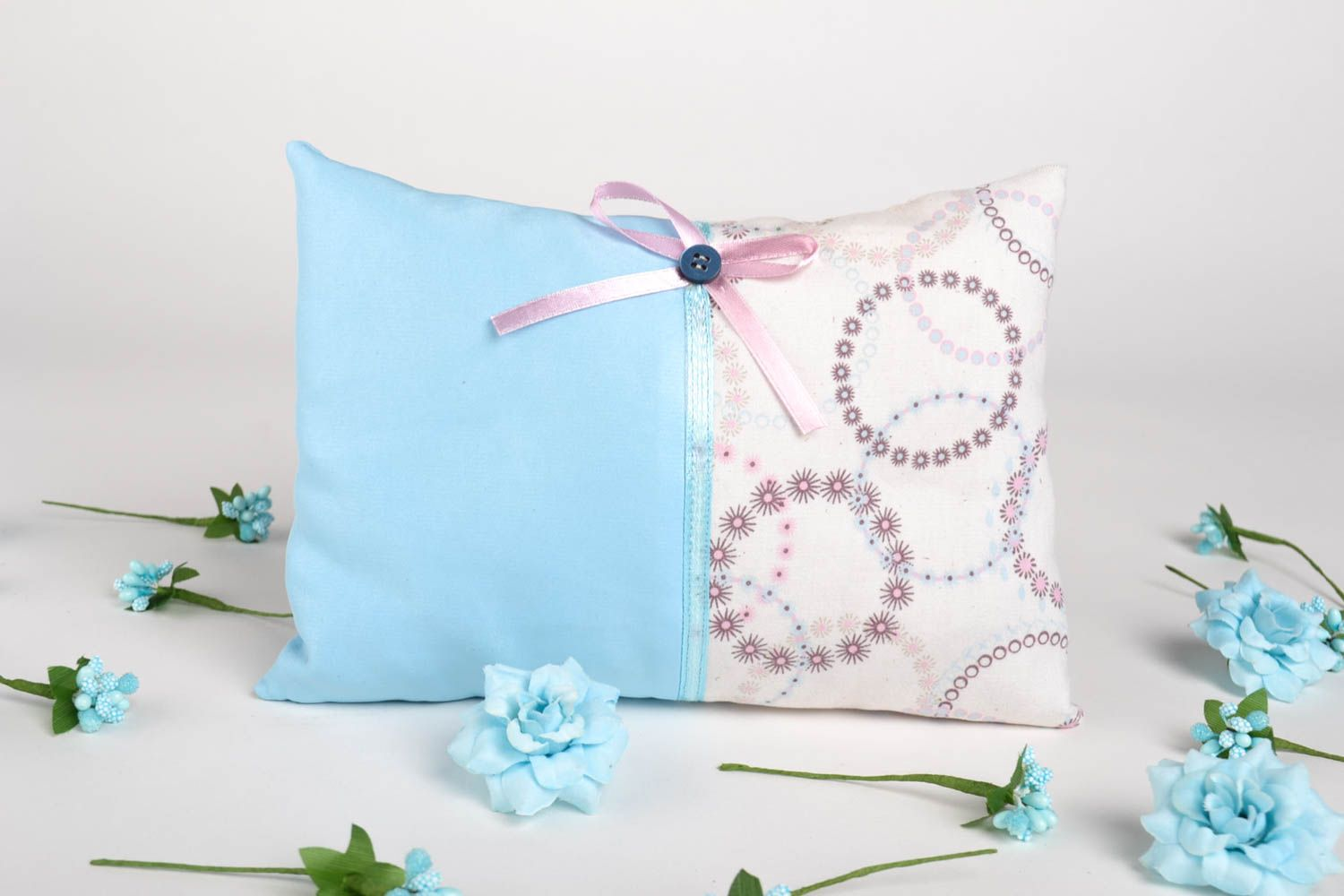 Handmade scented sachet home decoration therapeutic pillows homemade gifts  photo 1