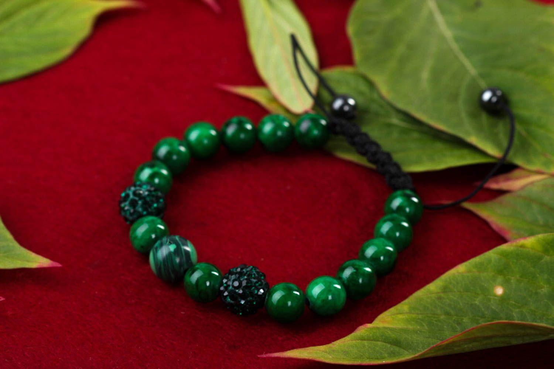 Handmade bracelet designer bracelet gemstone jewelry fashion accessories photo 1