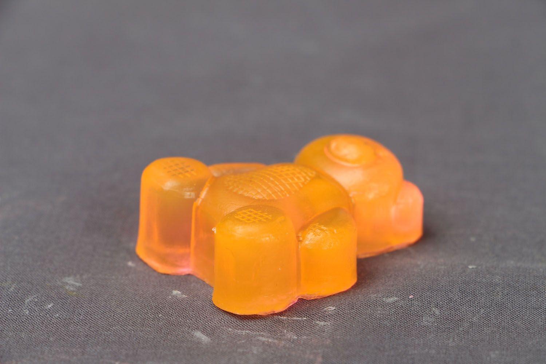 Handmade soap Bear photo 2