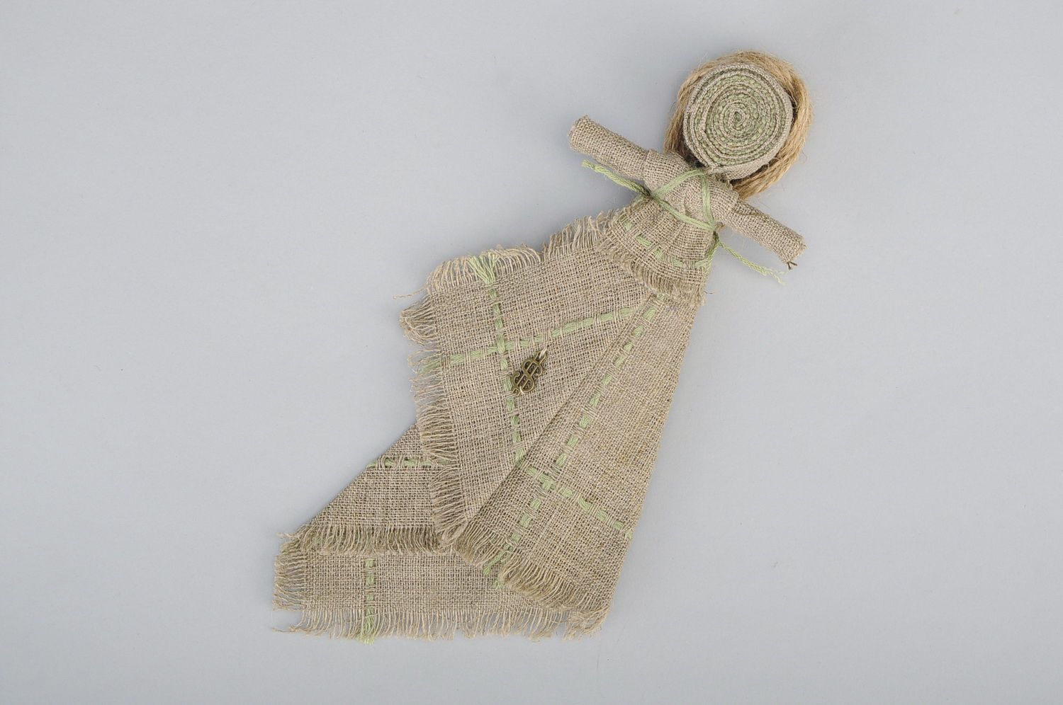 Talisman doll for attracting money  photo 4