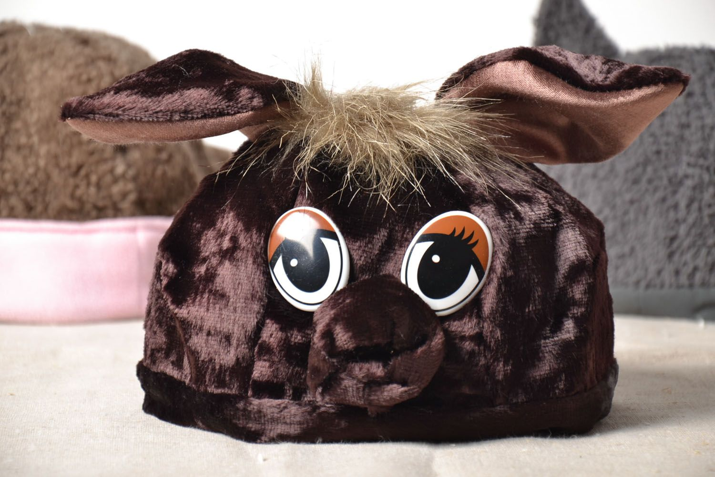 attire Children's hat Piggy - MADEheart.com