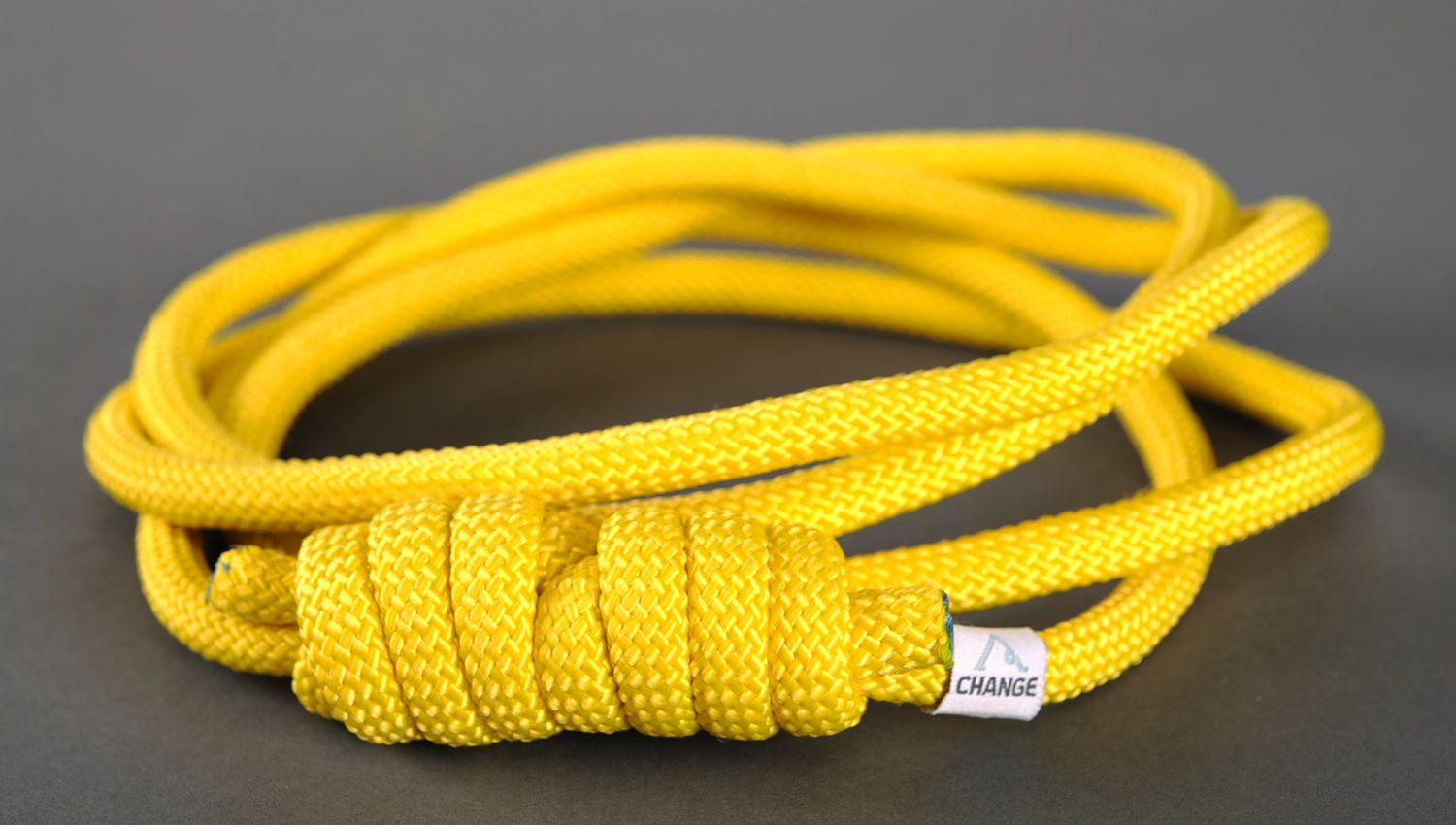 Rope with knot for yoga practice  photo 1