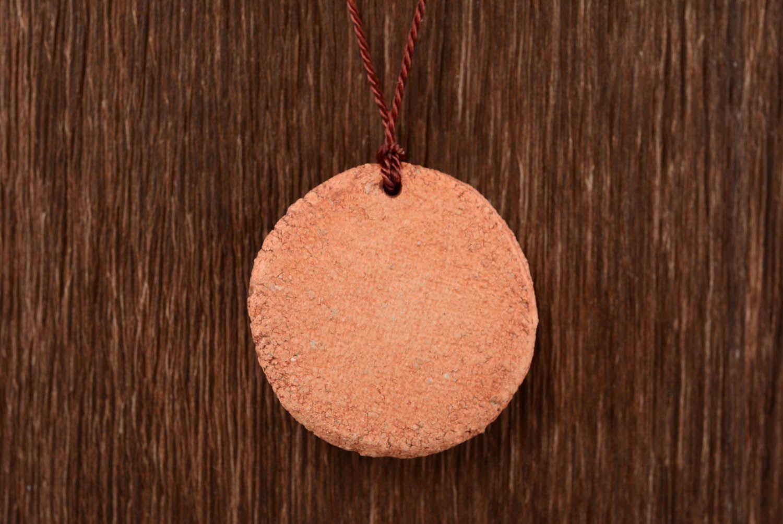 Pectoral charm pendant Alatyr for Men photo 5