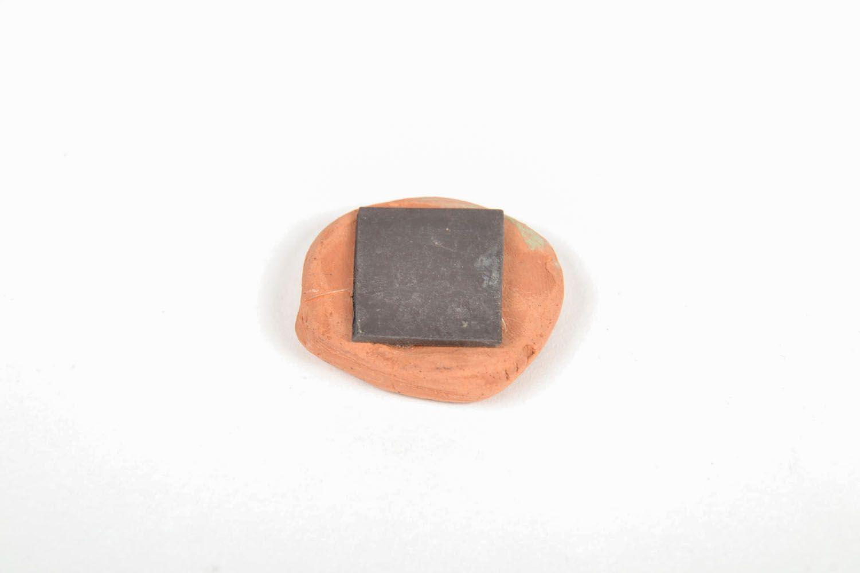 Ceramic fridge magnet Capricorn photo 4