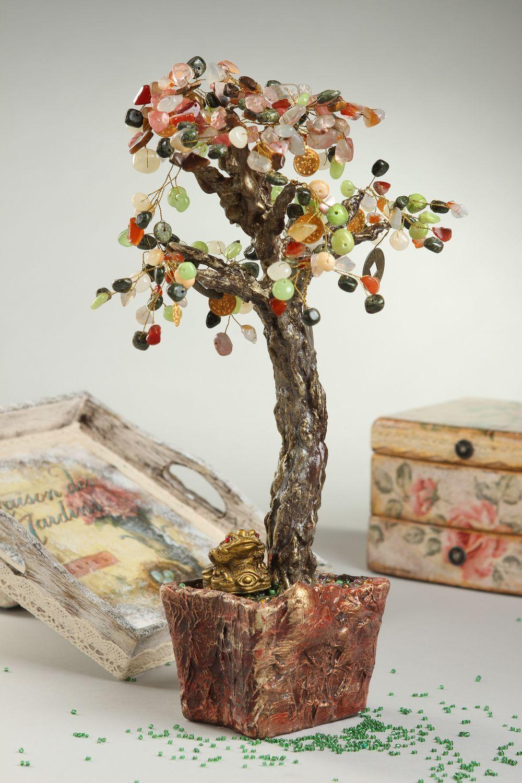 madeheart > baum künstlich handmade originelles geschenk deko baum