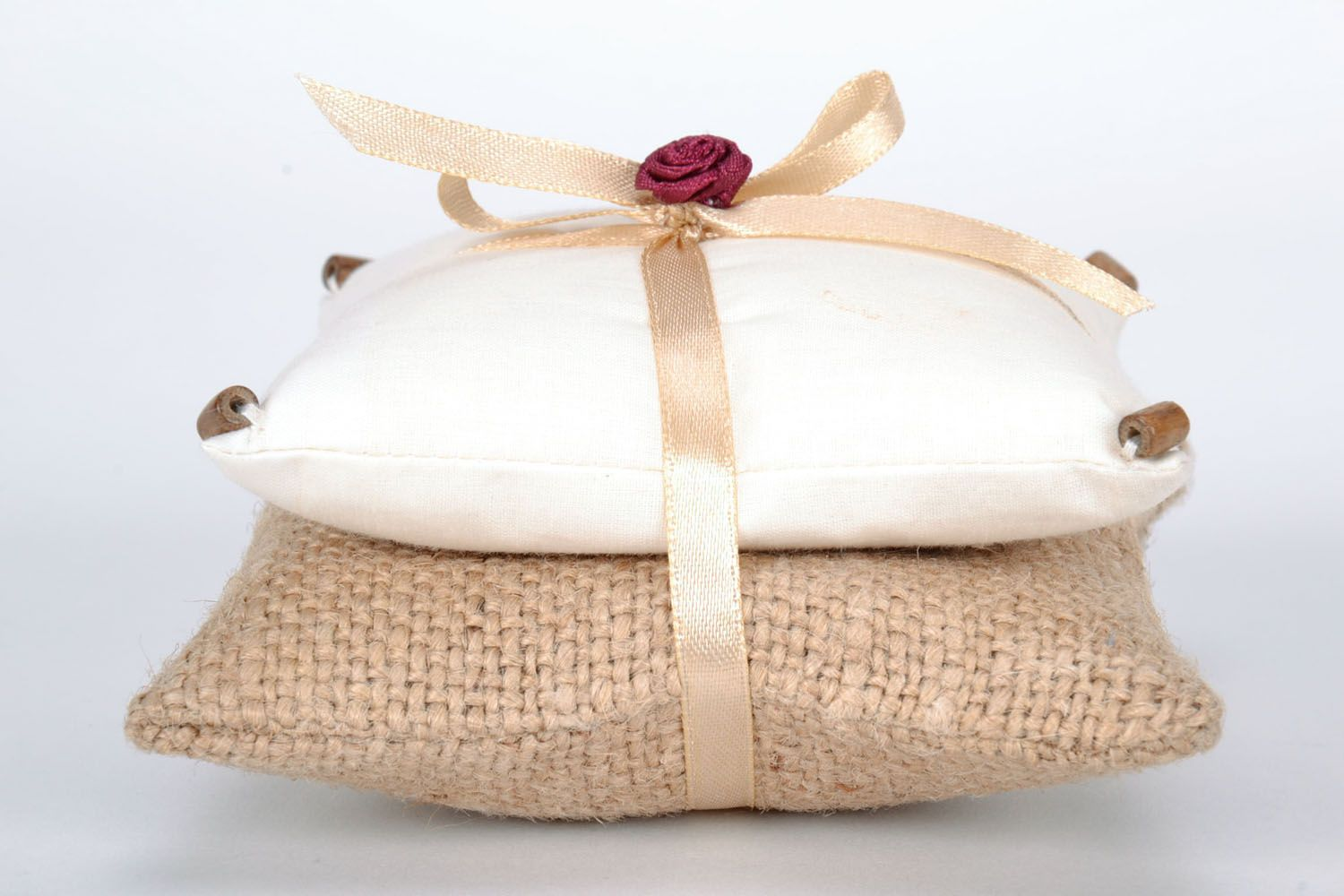 Pillow with herbs photo 2