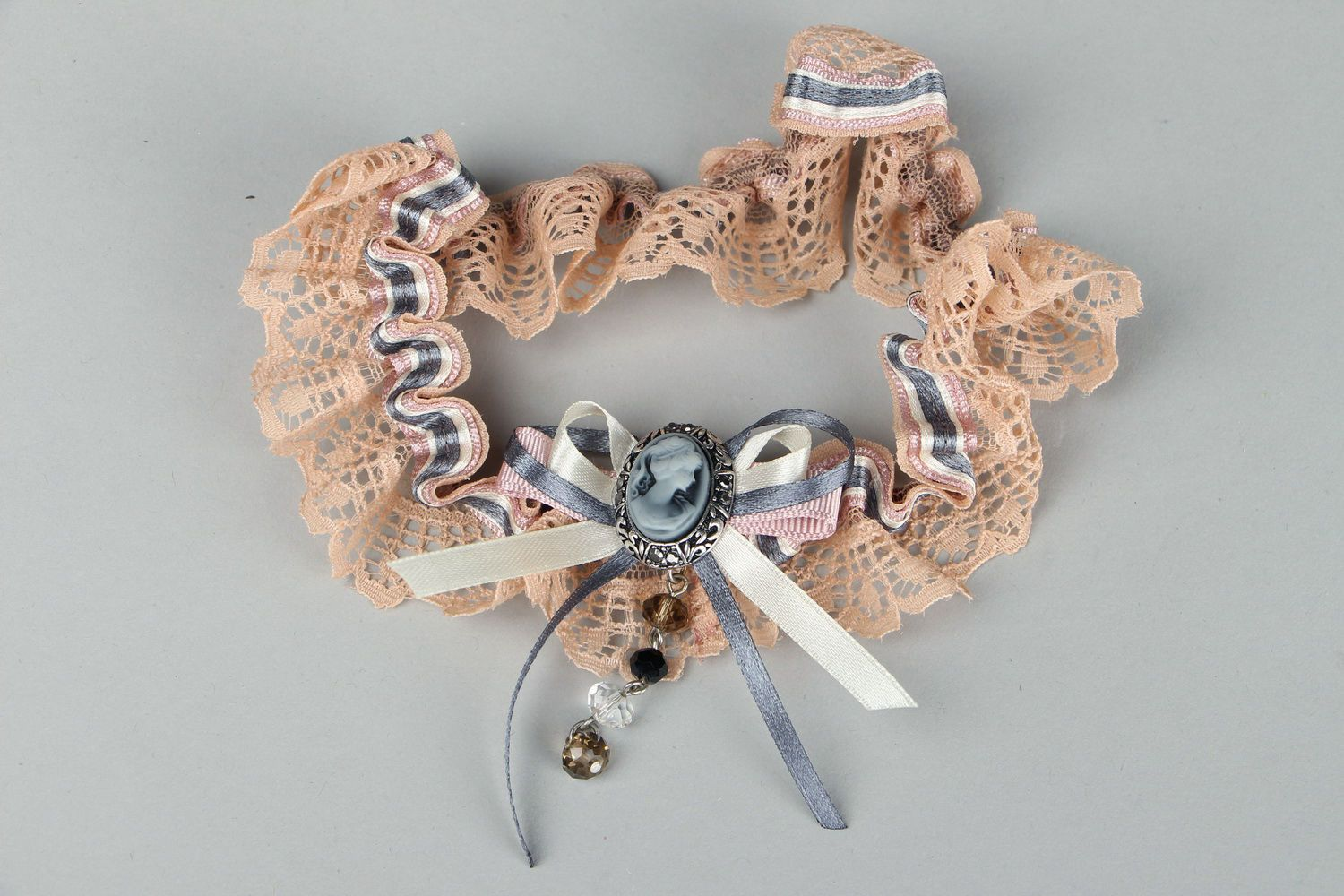 clothes Vintage garter for the bride - MADEheart.com