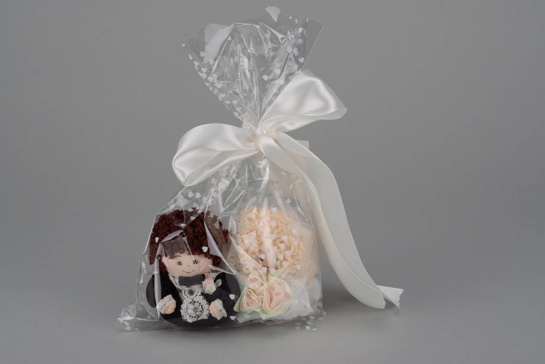 Couple of Wedding Toys Angels photo 2