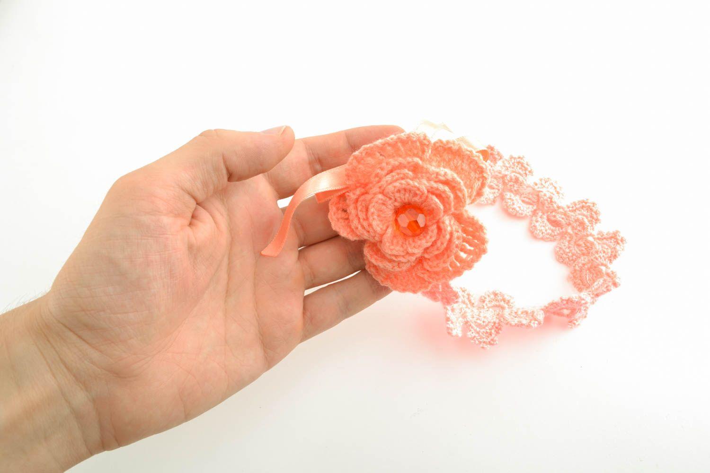Stylish headband for baby photo 4