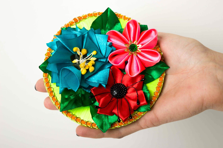 Handmade fridge magnet flower magnet home decor unique gift interior ideas photo 5