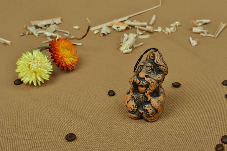 Designer ceramic bell Cossack photo 5