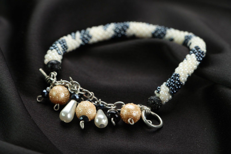 Beaded bracelet photo 2