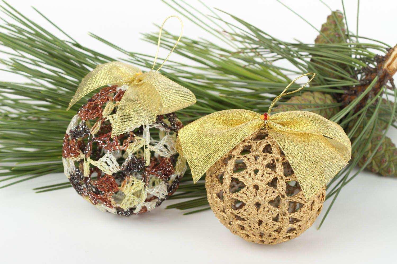 Madeheart decoraciones navide as artesanales elementos - Adornos navidenos artesanales ...