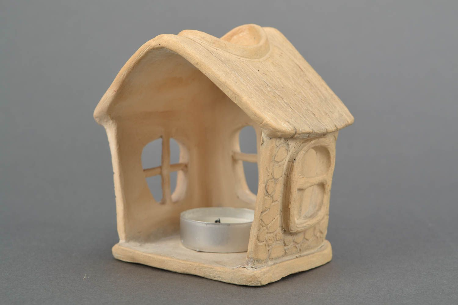 Ceramic aroma lamp House photo 4