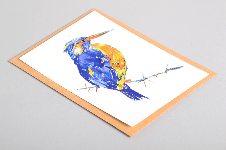 Handmade greeting cards unusual card designer signature card handmade gift photo 5