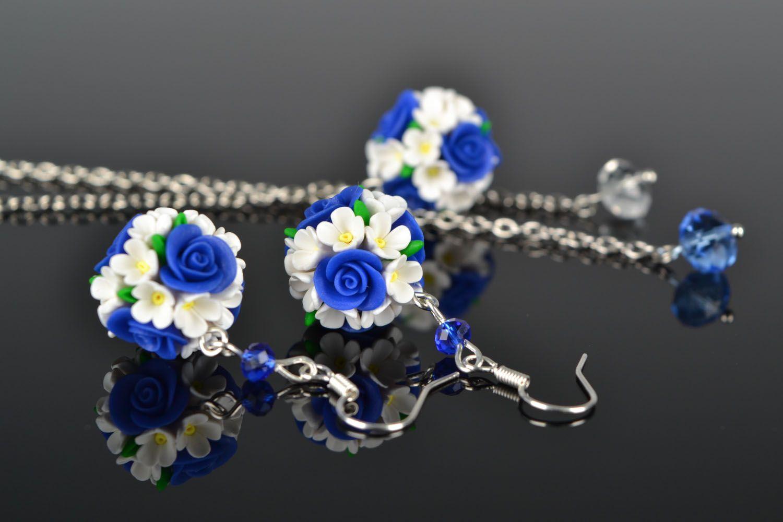 Jewelry set Bright Spring photo 1