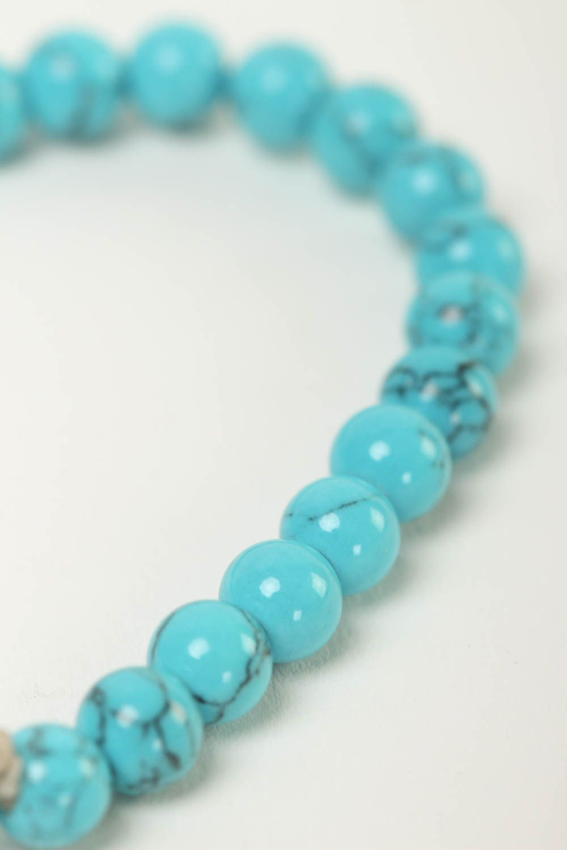 Stylish handmade beaded bracelet gemstone bracelet fashion trends for girls photo 3
