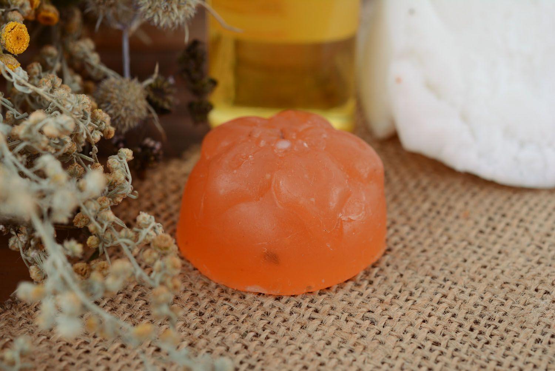 Pineapple soap photo 4