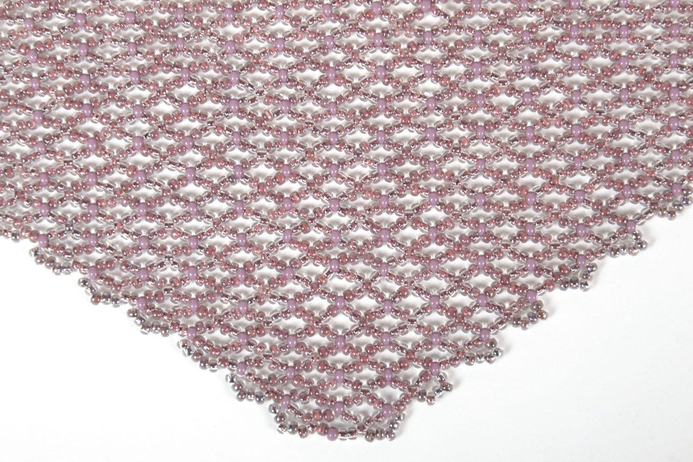 Ожерелье из бисера фото 3