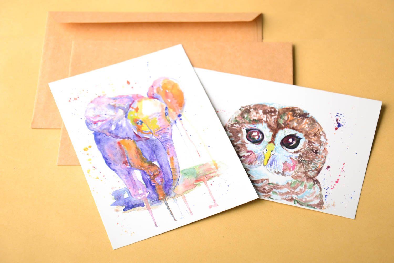 Madeheart Handmade Card Unusual Card Designer Greeting Card Gift