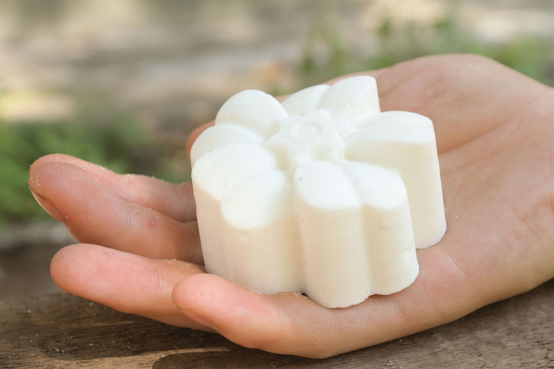 Healing salt soap photo 4