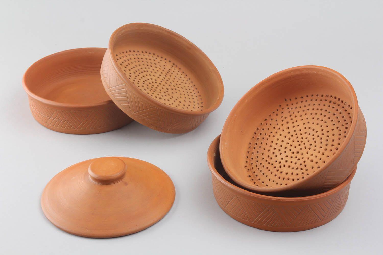 madeheart germoir graines en argile fait main. Black Bedroom Furniture Sets. Home Design Ideas