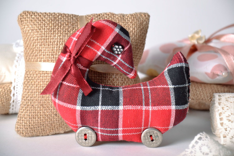 Fabric sachet toy photo 1