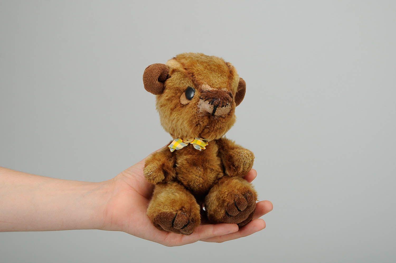 Soft toy Bear Venya photo 2
