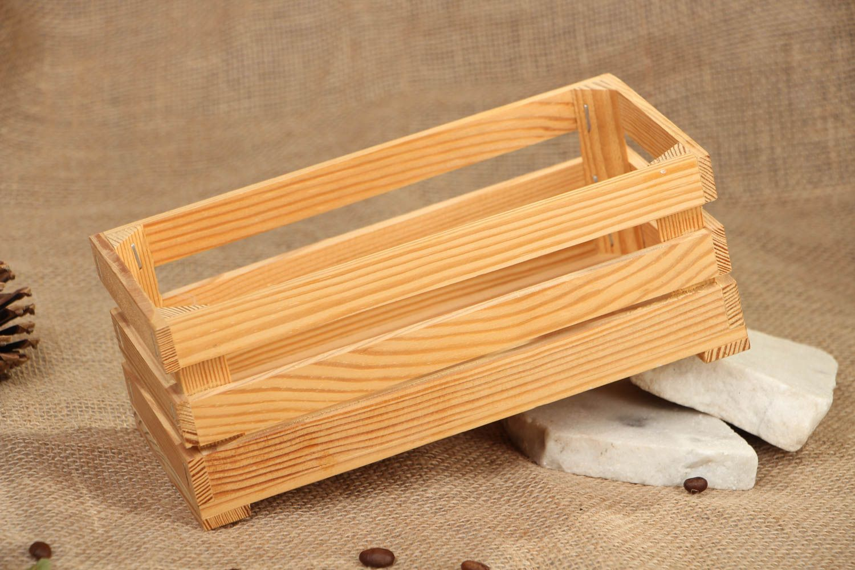 Madeheart caja de madera para decorar - Cajitas de madera para decorar ...