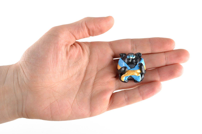 Polymer clay fridge magnet photo 1