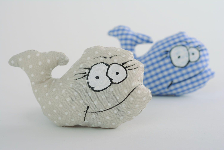 Textile toy Fish photo 5
