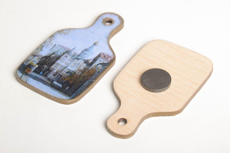 Handmade fridge magnet modern kitchen decor home ideas decorative use only photo 3
