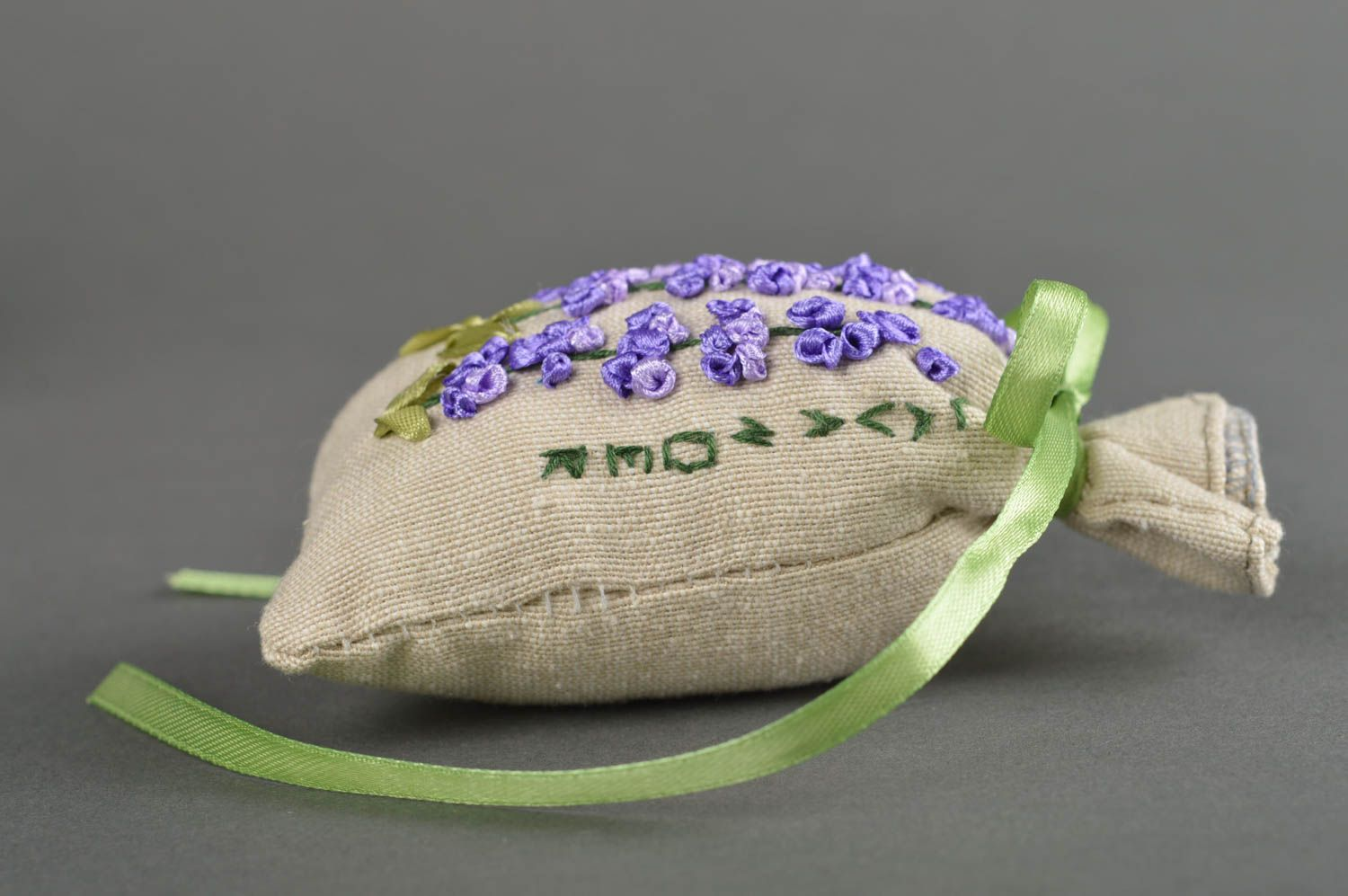 Handmade bags for aromatic sachets cute embroidered bag decorative use only photo 4