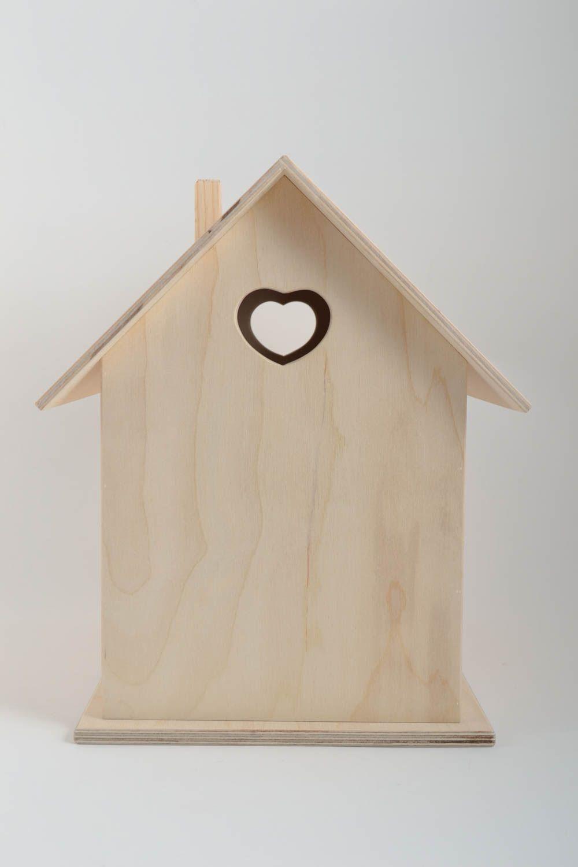 Madeheart pieza de madera para manualidades artesanal - Articulos de madera para manualidades ...