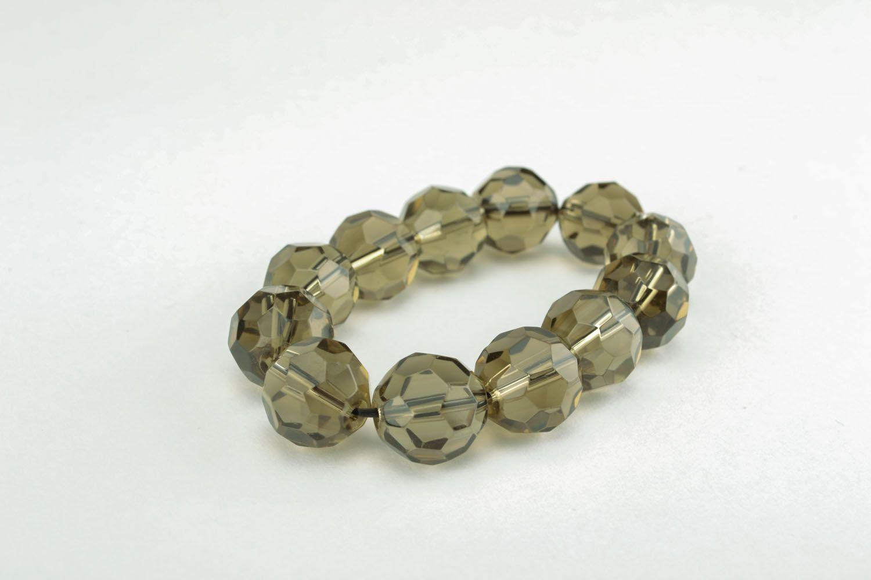 Czech glass bracelet photo 1