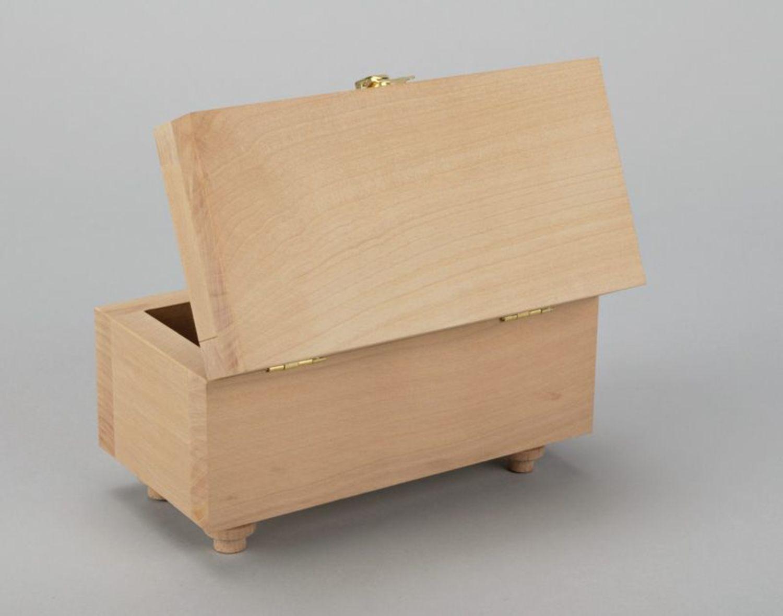 caixas para decoupage Madeira crua em forma de caixinhas MADEheart  #8D693E 1500x1179