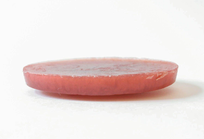 Handmade soap with lavender and ylang-ylang oils photo 1