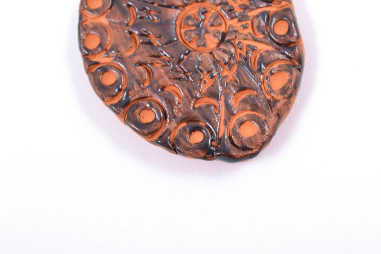 Designer ceramic fridge magnet photo 5